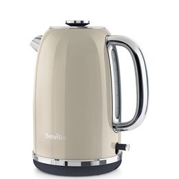 BREVILLE Mostra VKT140 Jug Kettle - Cream Reviews
