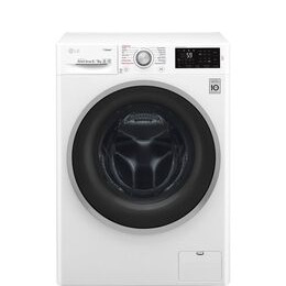 LG FWJ685WS NFC 8 kg Washer Dryer - White Reviews