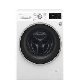 LG FWJ685WS NFC 8 kg Washer Dryer - White Reviews