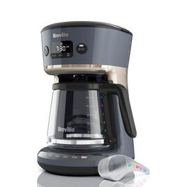 BREVILLE Mostra Easy Measure VCF114 Filter Coffee Machine - Grey Reviews