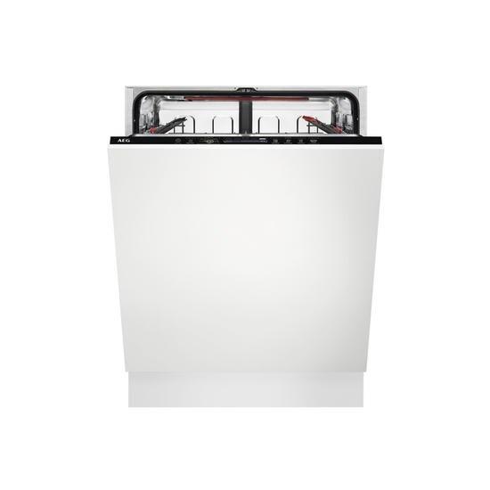 AEG AirDry Technology FSS63607P Full-sizeFully Integrated Dishwasher