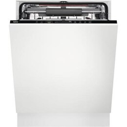 AEG AirDry Technology FSS63707P Full-size Fully Integrated Dishwasher Reviews