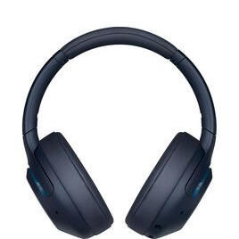 Sony EXTRA BASS WH-XB900N Wireless Bluetooth Noise-Cancelling Headphones - Blue Reviews