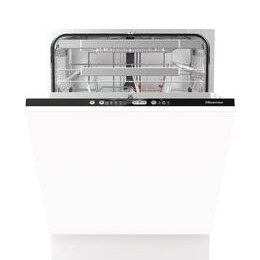 HISENSE HV6135CUK Full-size Fully Integrated Dishwasher Reviews