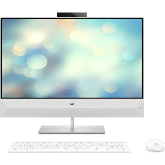 HP Pavilion 27-xa0037na 27 Intel Core i7 All-in-One PC - 2 TB HDD & 256 GB SSD
