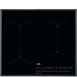 AEG IAE64411FB Electric Induction Hob - Black Reviews
