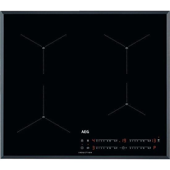 AEG IAE64411FB Electric Induction Hob - Black