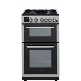 Kenwood KTG506S19 50 cm Gas Cooker - Silver Reviews