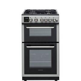 Kenwood KTG506S19 50 cm Gas Cooker - Silver Reviews