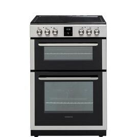 Kenwood KDC66SS19 60 cm Electric Ceramic Cooker - Stainless Steel Reviews