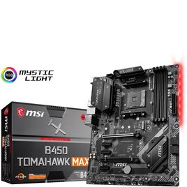 MSI Tomahawk Max B450 AM4 Motherboard Reviews
