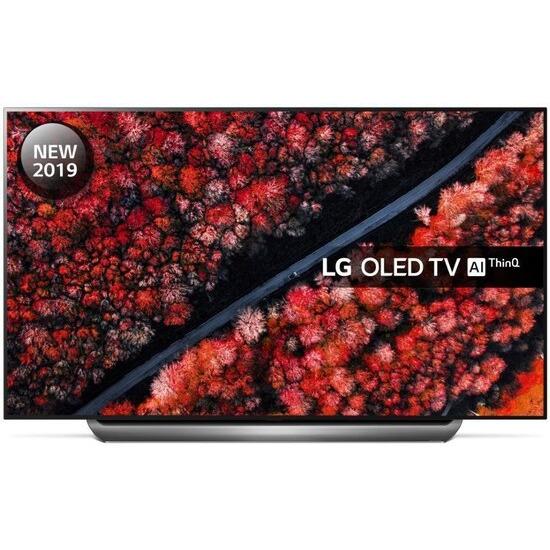 LG OLED77C9PLA 77 Smart 4K Ultra HD HDR OLED TV