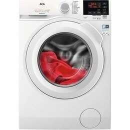 AEG L6FBG841CA AutoDose 6000 Series WiFi-enabled 8 kg 1400 Spin Washing Machine - White