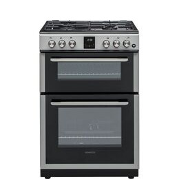 Kenwood KTG606S19 60 cm Gas Cooker - Silver Reviews