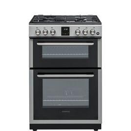 Kenwood KTG606S19 60 cm Gas Cooker - Silver Reviews