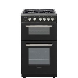 Kenwood KTG506B19 50 cm Gas Cooker - Black Reviews