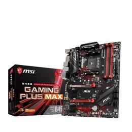MSI GAMING PLUS MAX AMD B450 AM4 Motherboard Reviews