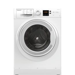 HOTPOINT NSWR 963C WK UK 9 kg 1600 Spin Washing Machine Reviews
