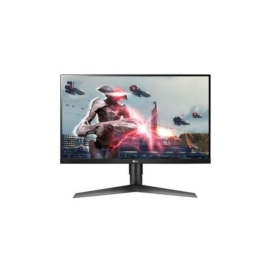 "LG 27GL650F 27"" Full HD IPS LCD Gaming Monitor - Black"