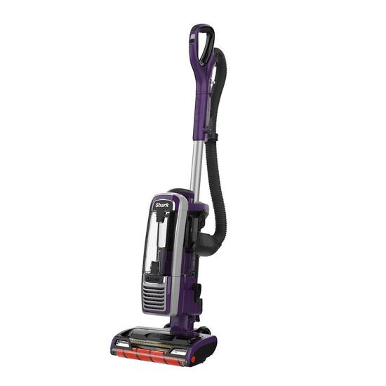 DuoClean Powered Lift-Away Anti Hair Wrap AZ910UK Upright Bagless Vacuum Cleaner - Purple