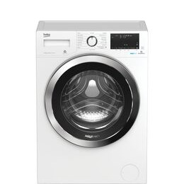 Beko Aquatech WX84044E0W Bluetooth 8 kg 1400 Spin Washing Machine - White Reviews