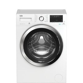 Beko Aquatech WX84044E0W Bluetooth 8 kg 1400 Spin Washing Machine - White Reviews