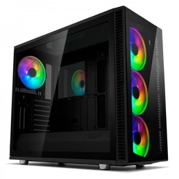 Fractal Design Define S2 Vision RGB E-ATX Mid-Tower PC Case