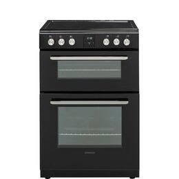 Kenwood KDC606B19 60 cm Electric Ceramic Cooker - Black Reviews