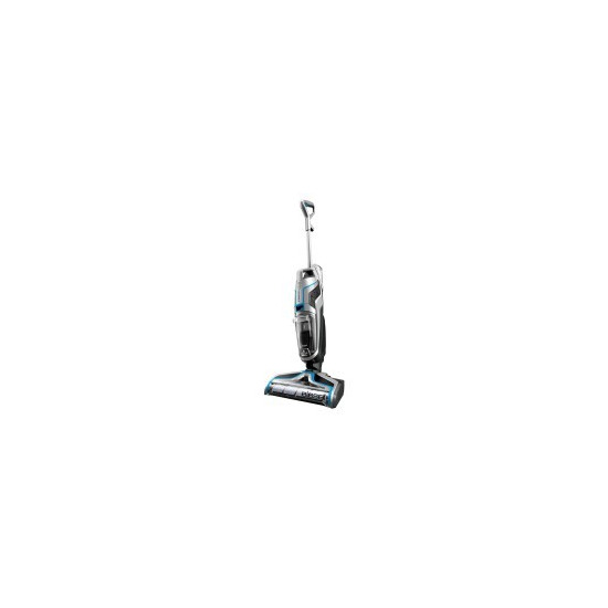 BISSELL Crosswave 2582E Cordless Wet & Dry Vacuum Cleaner - Silver