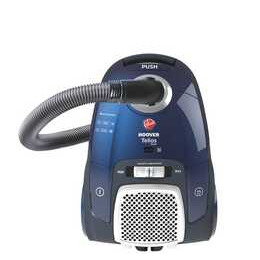 Hoover Telios Extra TX50PET Cylinder Vacuum Cleaner - Blue Reviews