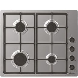 CANDY CHG6LCX Gas Hob - Stainless Steel Reviews