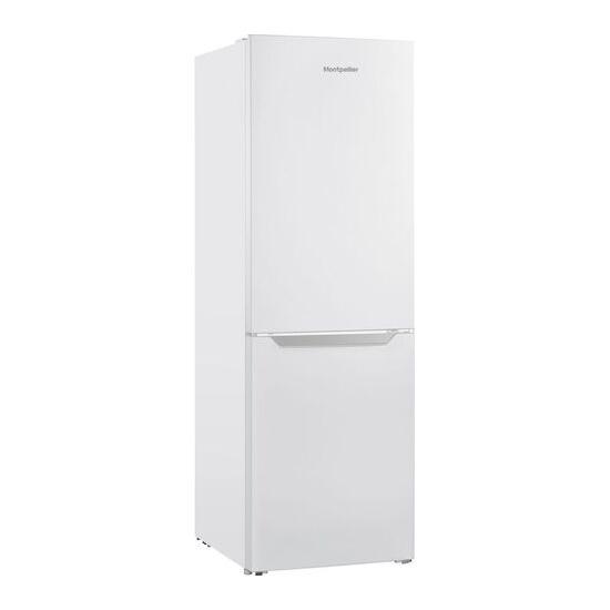 Montpellier MS318MW 60/40 Fridge Freezer - White