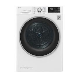 LG FDJ608W WiFi-enabled 8 kg Heat Pump Tumble Dryer - White Reviews
