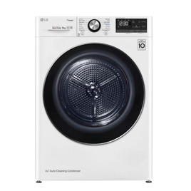 LG FDV909W WiFi-enabled 9 kg Heat Pump Tumble Dryer - White Reviews