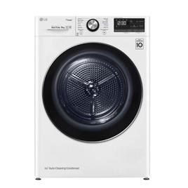 LG FDV909W WiFi-enabled 9 kg Heat Pump Tumble Dryer - White Reviews