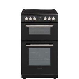 Kenwood KTC506B19 50 cm Electric Ceramic Cooker - Black Reviews