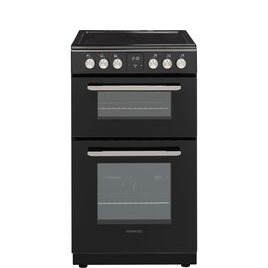 Kenwood KTC506B19 50 cm Electric Ceramic Cooker - Black Reviews