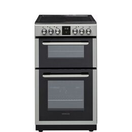 Kenwood KTC506S19 50 cm Electric Ceramic Cooker - Silver Reviews