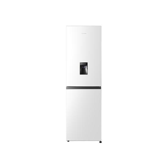 HISENSE RB327N4WW1 50/50 Fridge Freezer - White