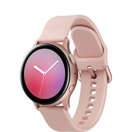 Samsung Galaxy Watch Active2 - Pink Gold, Aluminium, 44 mm Reviews