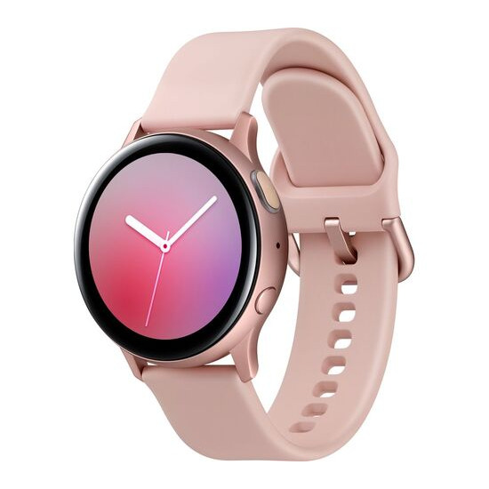 Samsung Galaxy Watch Active2 - Pink Gold, Aluminium, 44 mm
