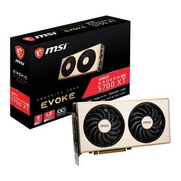 MSI Radeon RX 5700 8 GB Evoke OC Graphics Card Reviews