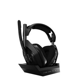 Astro A50 Wireless 7.1 Gaming Headset & Base Station - Black