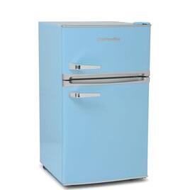 Montpellier Retro MAB2031PB Undercounter Fridge Freezer - Blue Reviews
