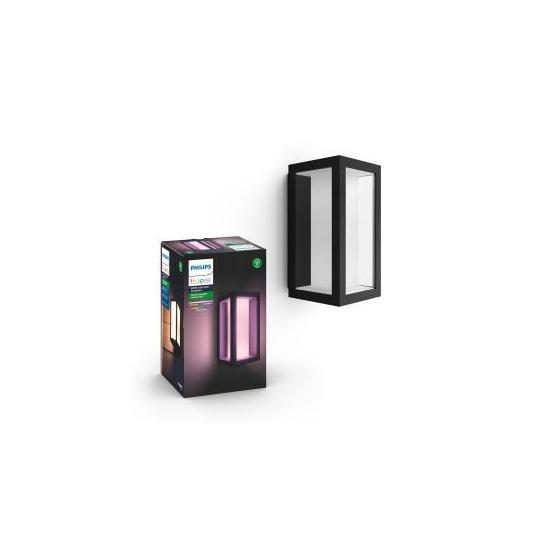Philips Hue Impress Outdoor Wall Lantern - Slim