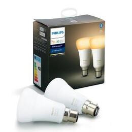 Philips Hue White Ambience Bluetooth LED Bulb - Twin Pack, B22 Reviews