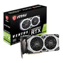 MSI GeForce RTX 2080 SUPER 8 GB VENTUS XS OC Graphics Card Reviews