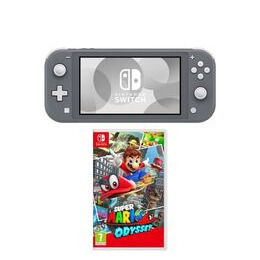 NINTENDO Switch Lite & Game Bundle Grey Reviews