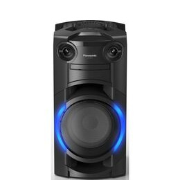 PANASONIC SC-TMAX10E-K Bluetooth Megasound Party Speaker - Black Reviews