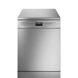 SMEG DFD13TP3X Full-size Dishwasher - Stainless Steel Reviews